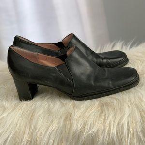 Aerosoles genuine leather shoes size 8